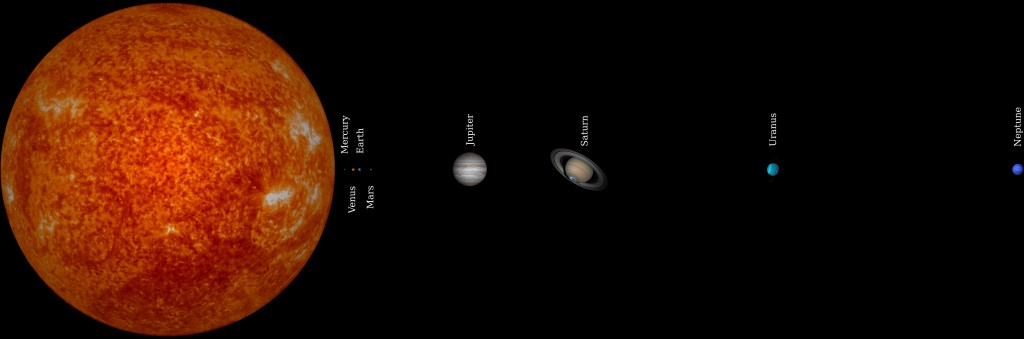 So where exactly in this solar system is YOUR problem? ;)