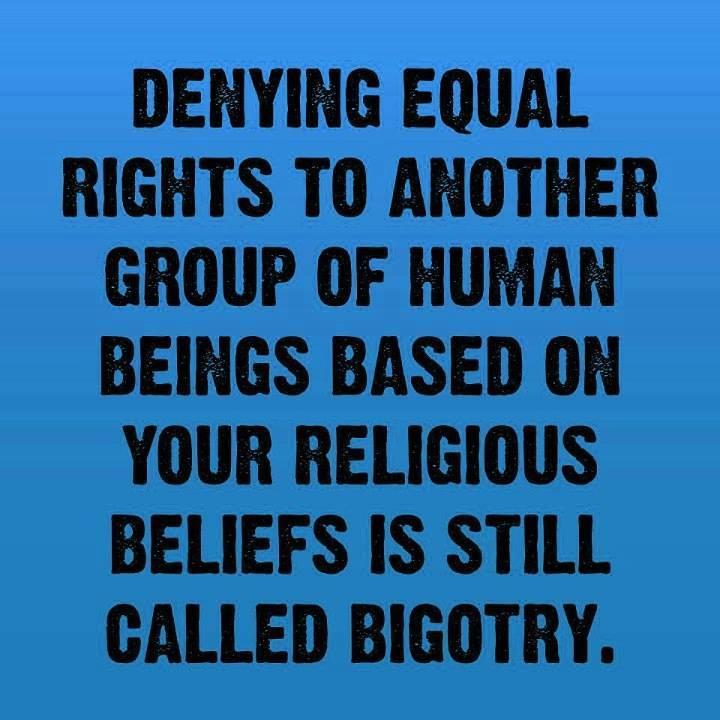Bigotry